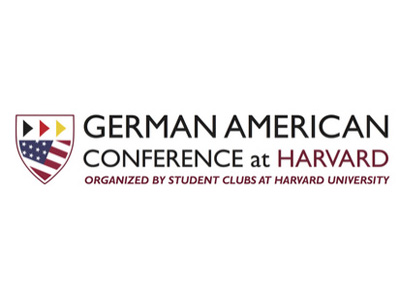 Co-Organizer: German American Conference at Harvard